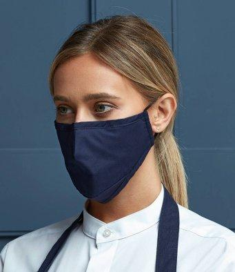 Customisable, personalise Premier Washable 3-Layer Face Mask with Carbon Filter Option - Stitch & Print NI
