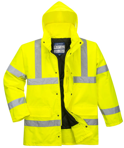 Portwest Hi-Vis Traffic Jacket (S460)