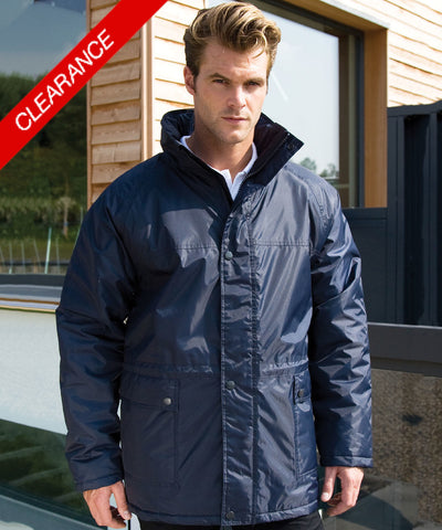 Result Core Manager's Jacket - Reduced From £40 to £14