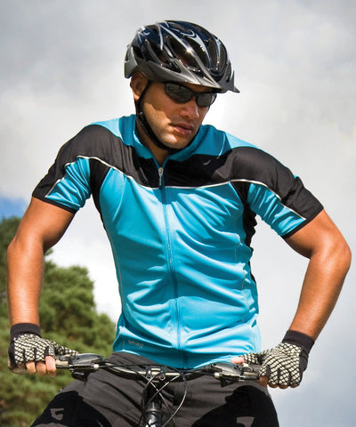 Spiro Bikewear Full-Zip Top