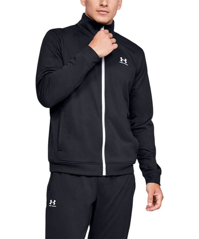 Customisable, personalise Under Armour - Sport Style Tricot Jacket - Stitch & Print NI