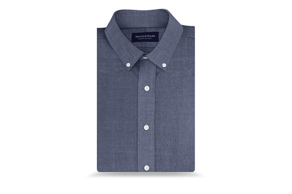 Tencel Lawn Button-Down - Dusk