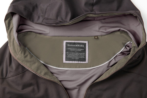 The Hoody - Olive