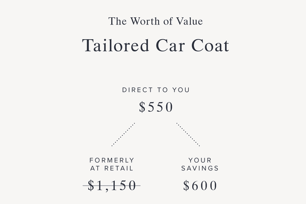 Tailored Car Coat - NEW THEME TEST
