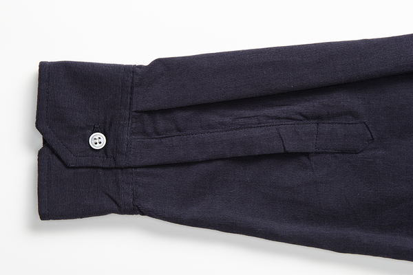 The Corduroy Sport Shirt - Dress Navy