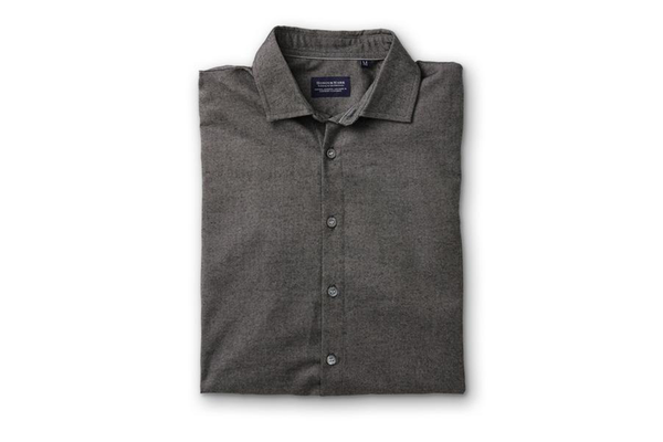 The Denim Sport Shirt - Midnight