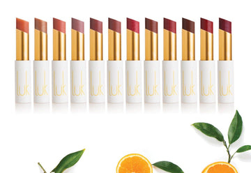 Luk Lip Nourish Natural Lipsticks - Various Colours