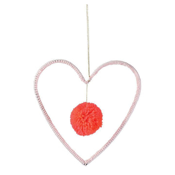Meri Meri Wool & Wire Hanging Decorations