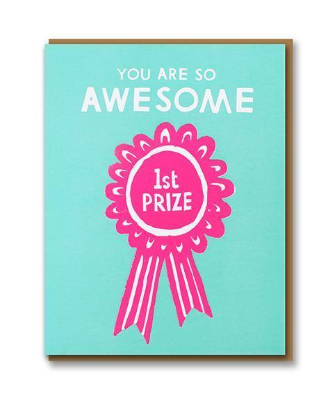 Card - You are so Awesome