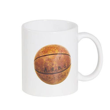 ABBC Vintage Basketball Coffee Mug