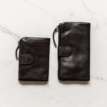 Juju and Co - Large Capri Wallet - Black