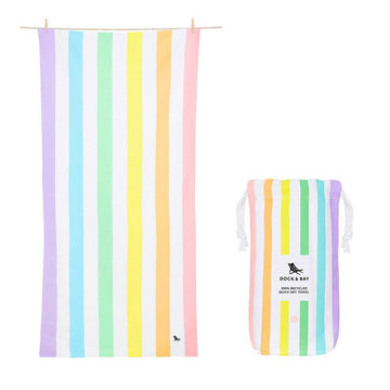 Dock and Bay Towels - Summer Collection - XL