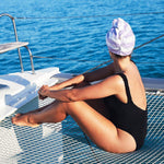 Dock and Bay Towels - Cabana Collection - Hair Wrap