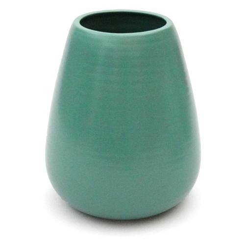 Bison Ceramics - Droplet Vase Medium colour teal