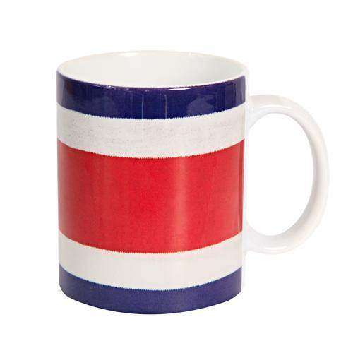 Hooped Football Jumpers (Various) Coffee Mug