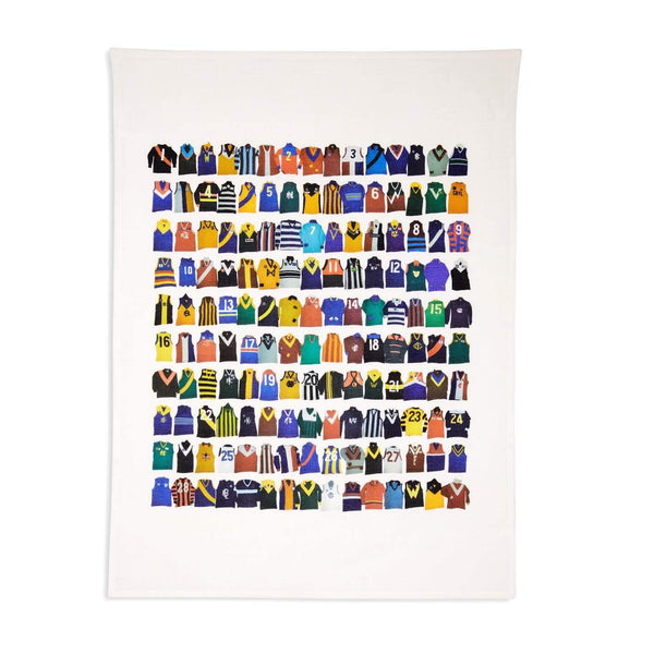 Jumpers Mix Tea Towel