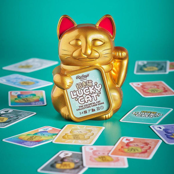 Ridley's Games Lucky Cat Game