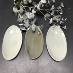 Eucalypt Homewares Small Oval Plate - Light Grey