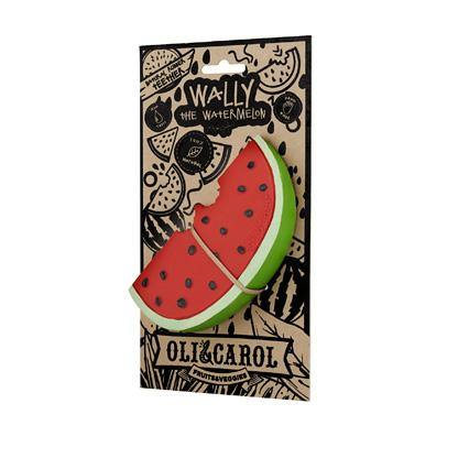 Oli and Carol Teethers - Wally the Watermelon