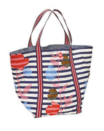 Inouitoosh Large Tote Aout Navy