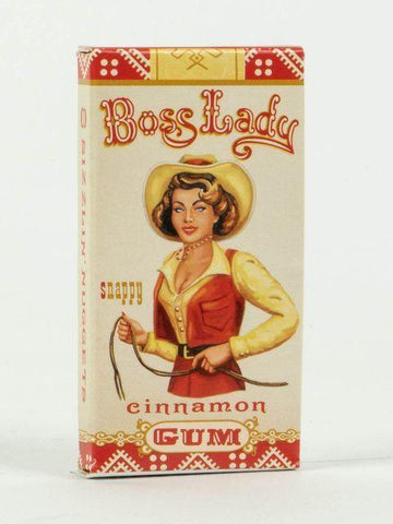 Novelty Chewing Gum - Assorted Designs