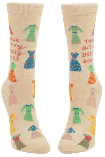 Novelty Socks - These Are My Dressy Socks