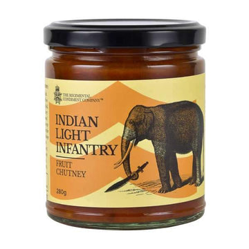 Indian Light Infantry Fruit Chutney