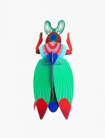 Studio Roof - Wall Decoration Insects - Giant Scarab Beetle