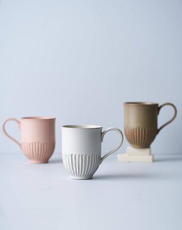 Robert Gordon Crafted Mug Set Pink