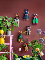 Studio Roof - Wall Decoration Insects - Grasshopper