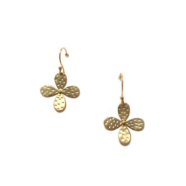 Zoda Earrings - Kiko- Gold