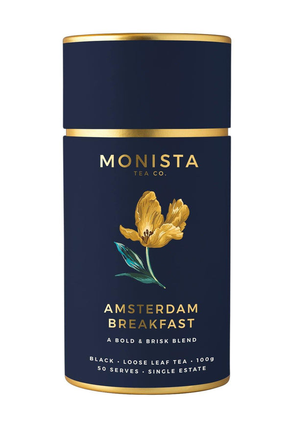 Monista Amsterdam Breakfast Tea
