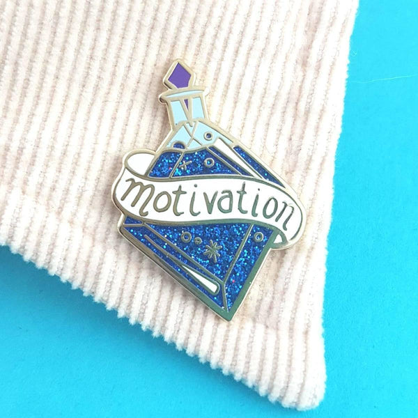 Jubly Umph - Mixture of Motivation Lapel Pin