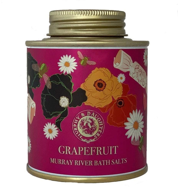 Murphy & Daughters Bath Salt - Grapefruit