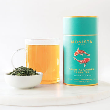 Monista Oriental Garden Green Tea