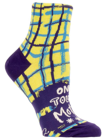 Novelty Socks - One Tough Mother