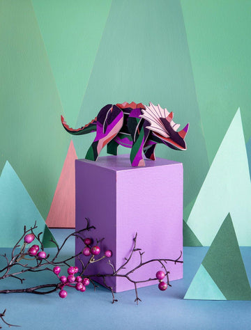 Studio Roof - Mythical Toys Small - Triceratops
