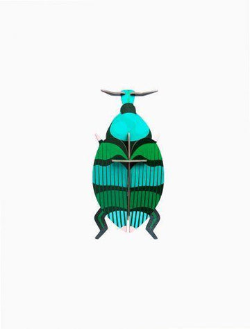 Studio Roof - Wall Decoration Insects Small - Weevil Beetle