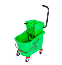 Load image into Gallery viewer, Bucket Wringer on Wheels- 48L