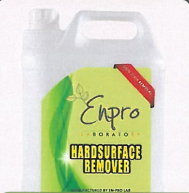 Enpro Hard Surface, Ammoniated Cleaner, 1L