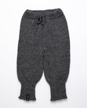 Load image into Gallery viewer, Dark grey high waist baby pants