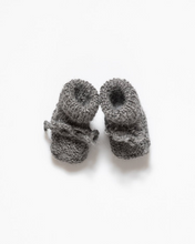 Load image into Gallery viewer, Grey baby boots