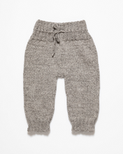 Load image into Gallery viewer, Medium grey alpaca wool pants