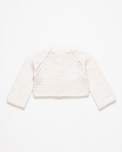 Load image into Gallery viewer, Silk and alpaca wool jumper