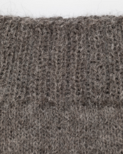 Load image into Gallery viewer, Dark grey alpaca wool pants