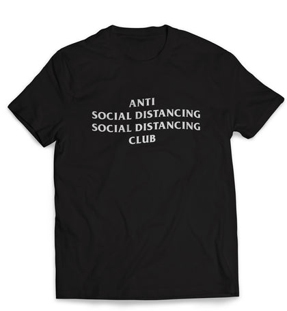 Social Distancing BW