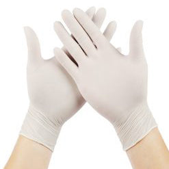 Latex Disposable Gloves L  100 pcs. per box (Large or Small)