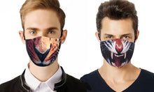 Load image into Gallery viewer, Fun Fabric Reusable Non-Medical Face Masks (2-Pack)