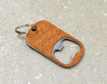Load image into Gallery viewer, Custom Keychain Opener