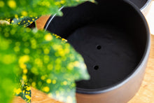 Load image into Gallery viewer, Sonder Planter Pot - Galaxy Black